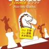 Palmares du 47e Championnat de France d&rsquo;Echecs des Jeunes  Aix Les Bains 2009