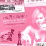 Affiche Top12 Féminin 2011