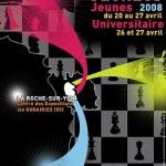 AfficheLa Roche sur Yon2008