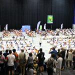 Agen 2018 - Salle de jeu et spectateurs
