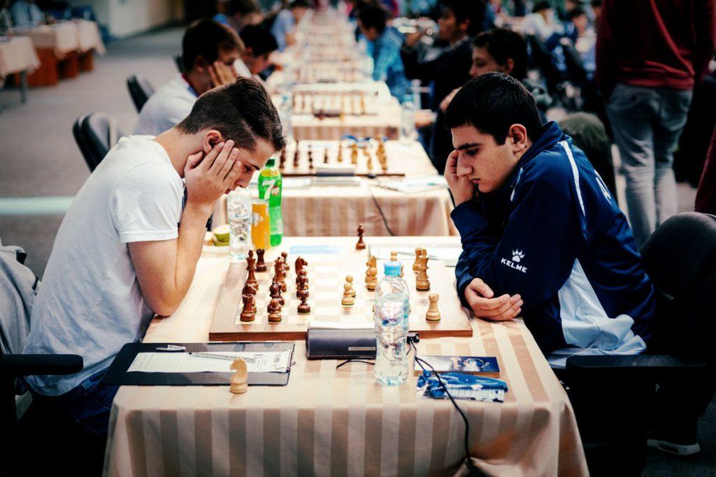 Bilel Bellahcene - Manuel Petrosyan - Championnats du Monde jeunes 2016 c