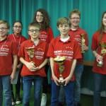 Championnat Alsace jeunes - Mittelwihr 2016