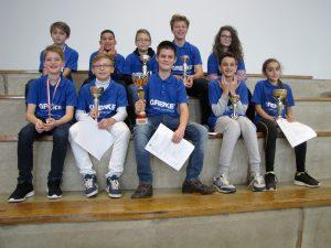 Championnat Bas Rhin 2016
