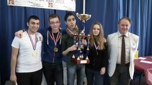 Champions de France des lycees 2013 (2)