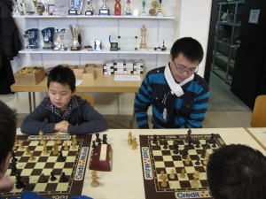 Interfamilles Fév 2015 GE Arthur et Xiaoming