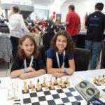Jenna et Sofia 2e ronde Mamaïa sept 2017