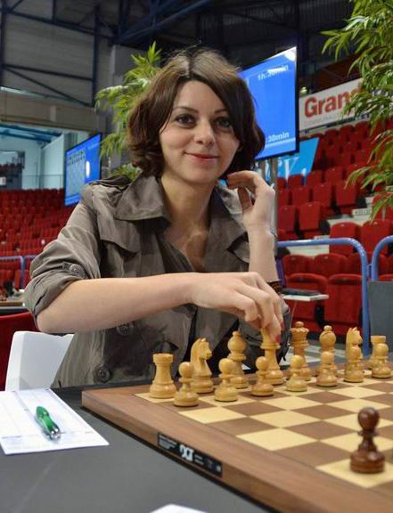 Nino Maisuradze (Nancy 2013)