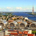 Riga vue de la ville
