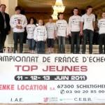 Top Jeunes 2011 - Haguenau - J3   44 cadre