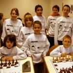 Sur la photo, l'équipe Une des jeunes