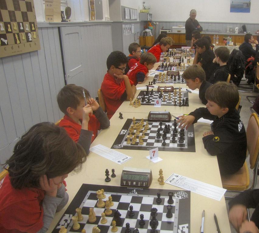 Top Jeunes (phase Mulhouse)