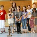 Tournoi de Vendenheim - Les jeunes de Bischwiller ont remporté le trophée du meilleur club