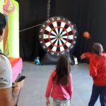 jeu à la disposition des jeunes à Agen