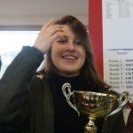 juliette Championne d'Alsace rapide Sélestat 19 fév 2017